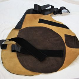 Leather Apron – Australian made specifically for hoof trimmers