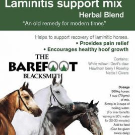 Herbal Tea for Laminitis – 1kg bag