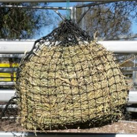 Slow Feed Hay Nets