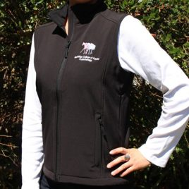 College Uniform Vest – Women's sizing